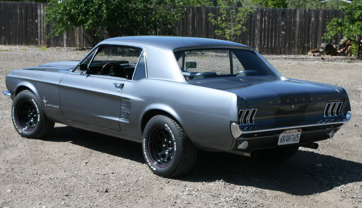 68 mustang project for autos weblog. Black Bedroom Furniture Sets. Home Design Ideas